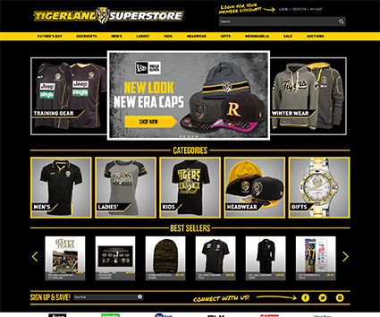 Tigerland Superstore